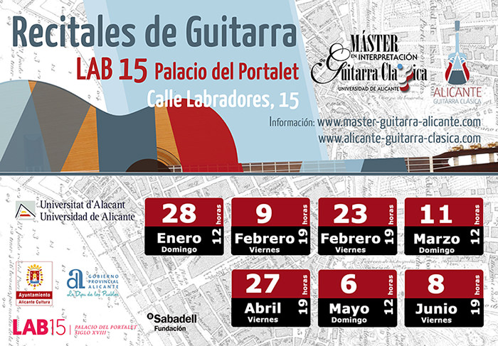 Recitales LAB 15