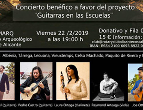 2019 Guitarras en la Escuela