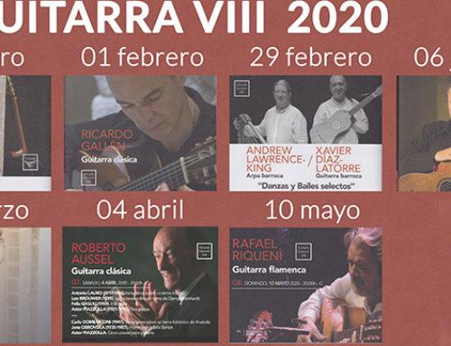2020 Ciclo Guitarra ADDA
